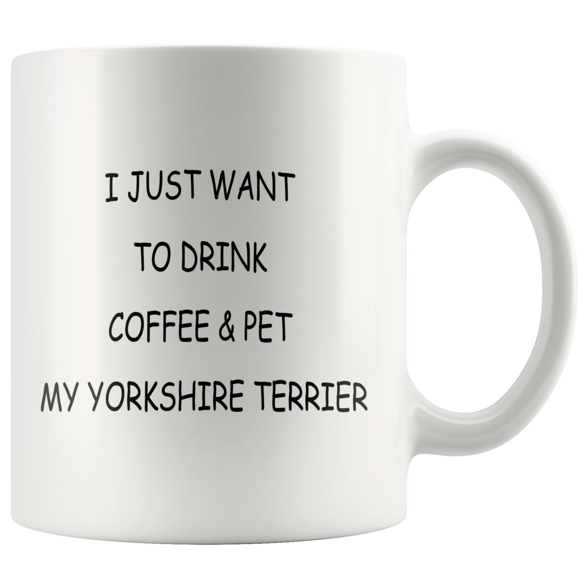 Yorkshire Terrier Mug Drinkware teelaunch 11oz Mug
