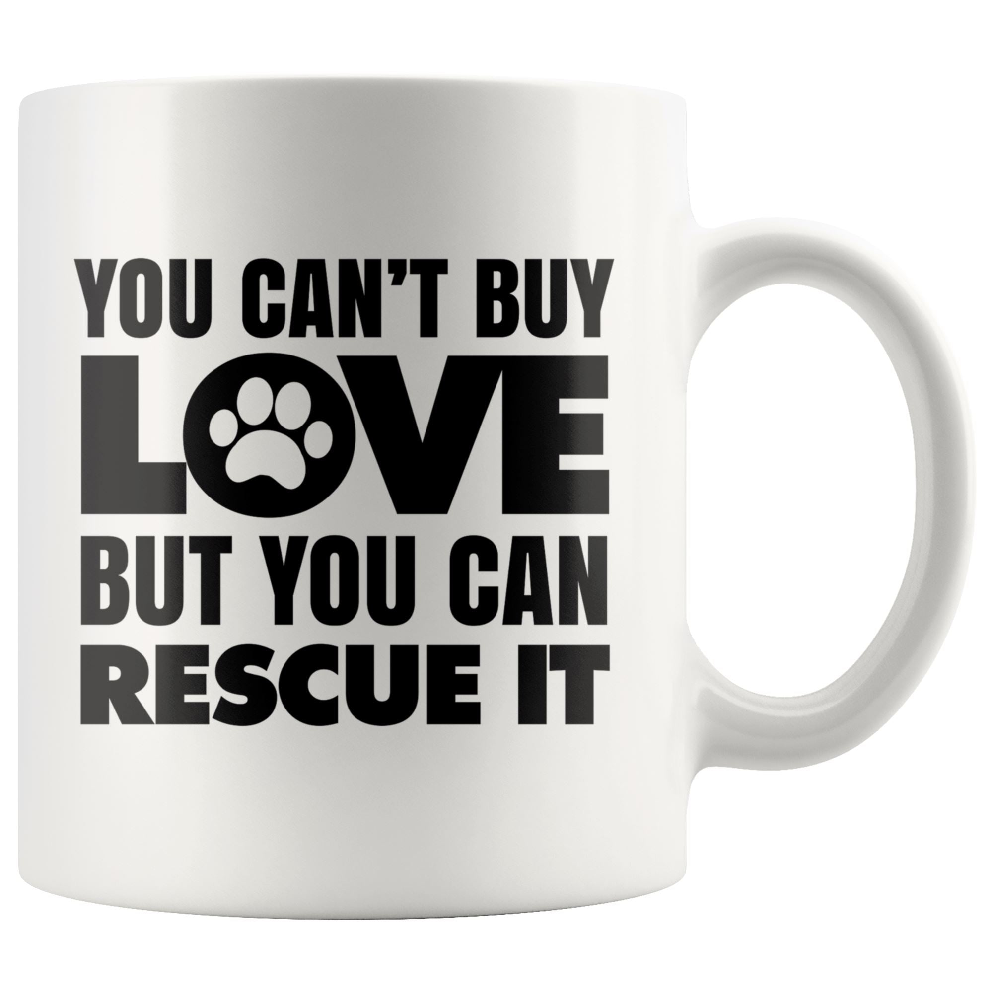 Can't Buy Love Drinkware teelaunch 11oz Mug