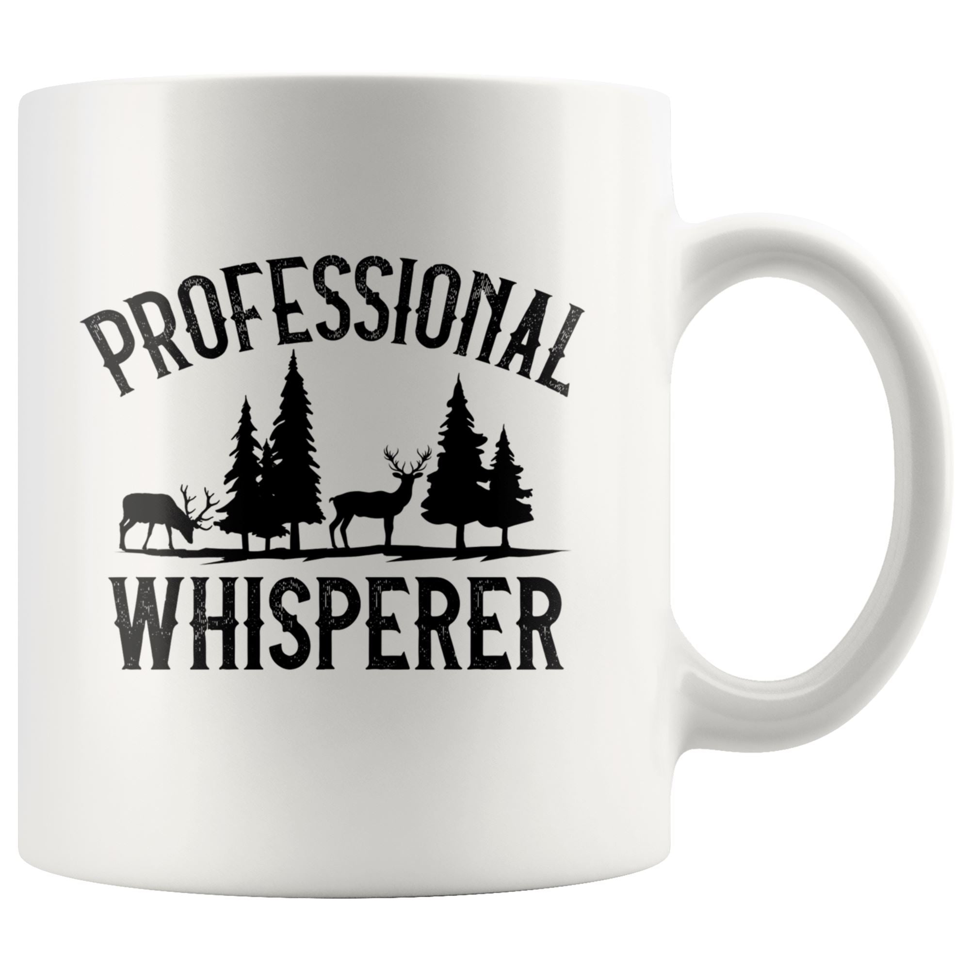 Professional Whisperer Drinkware teelaunch 11oz Mug