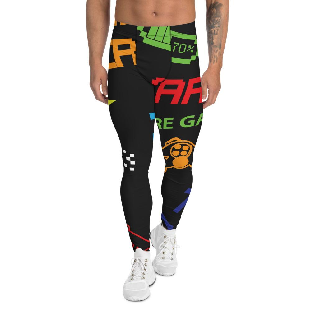 Men's Compression Pants Game Over GearRex XS