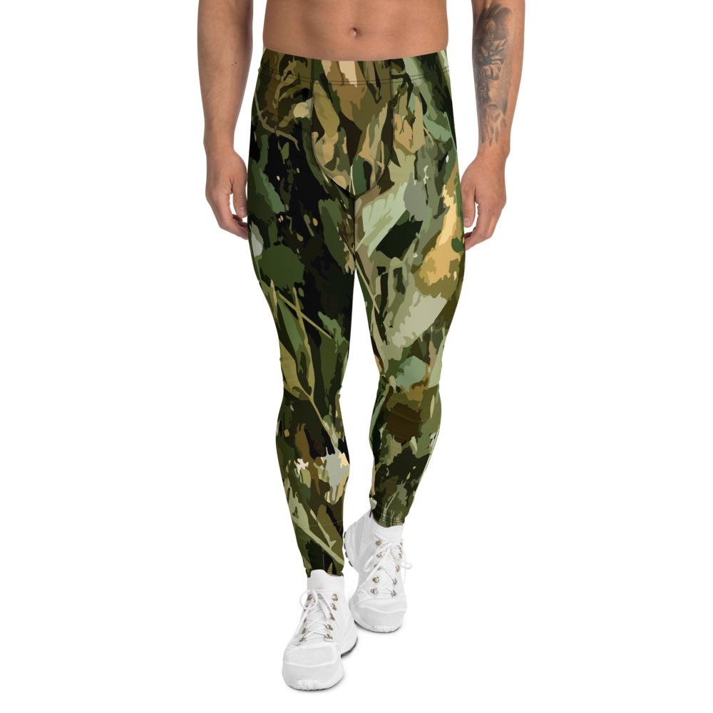 Men's Compression Pants Military Camouflage GearRex