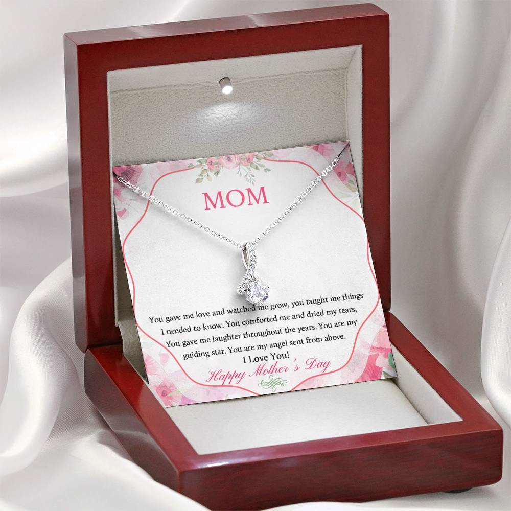 Happy Mother's Day - Mom Necklace Jewelry ShineOn Fulfillment