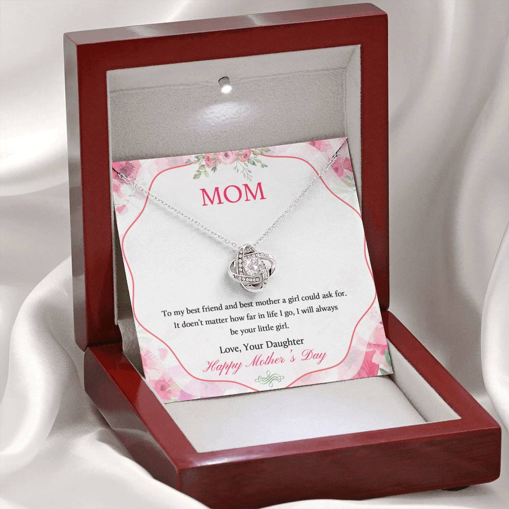 Happy Mother's Day - Best Mother Necklace Jewelry ShineOn Fulfillment