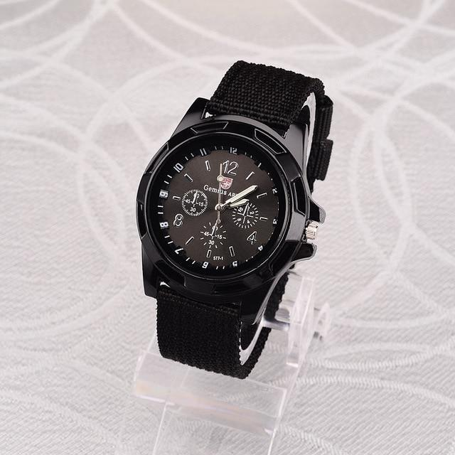 Military-style Army Watch GearRex