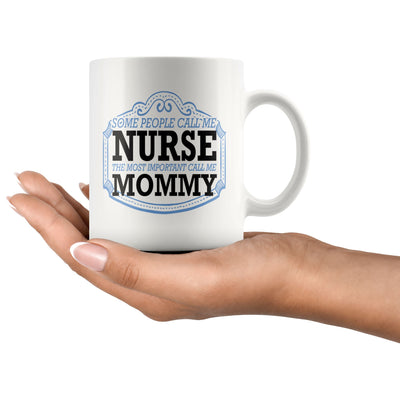 Nurse Mommy Mug Drinkware teelaunch