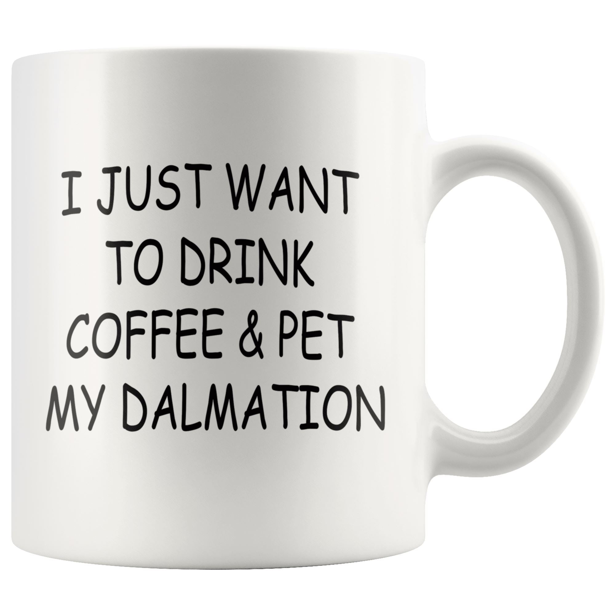 Dalmation Mug Drinkware teelaunch 11oz Mug
