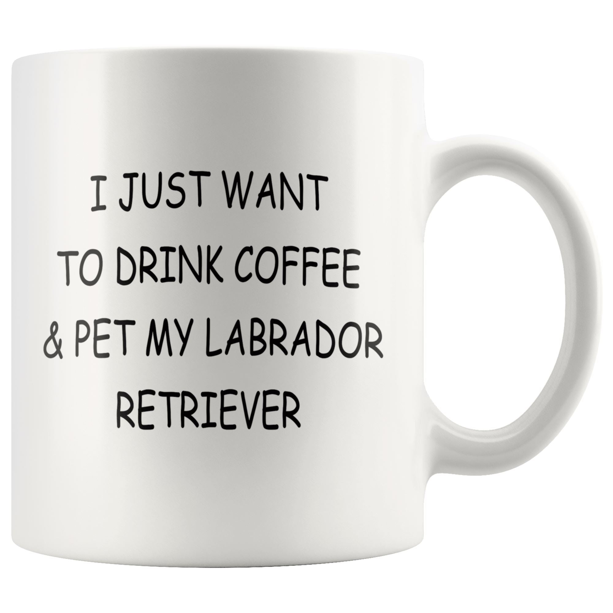 Labrabdor Retriever Mug Drinkware teelaunch 11oz Mug
