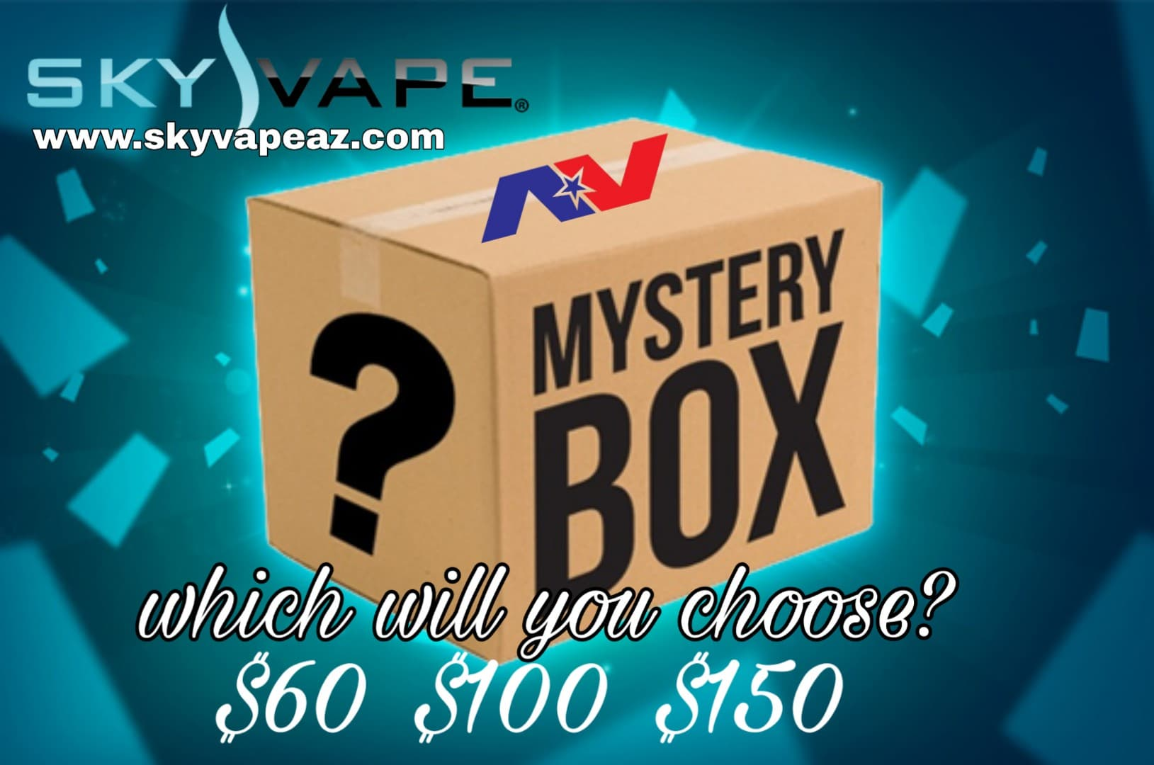 Avid Lyfe Holiday Mystery Box