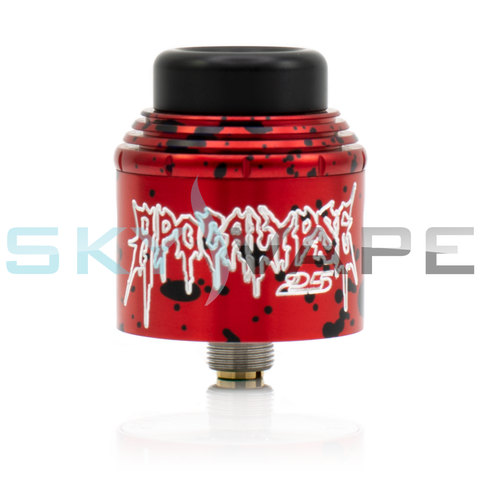 Apocalypse 25mm V2 RDA By Armageddon MFG
