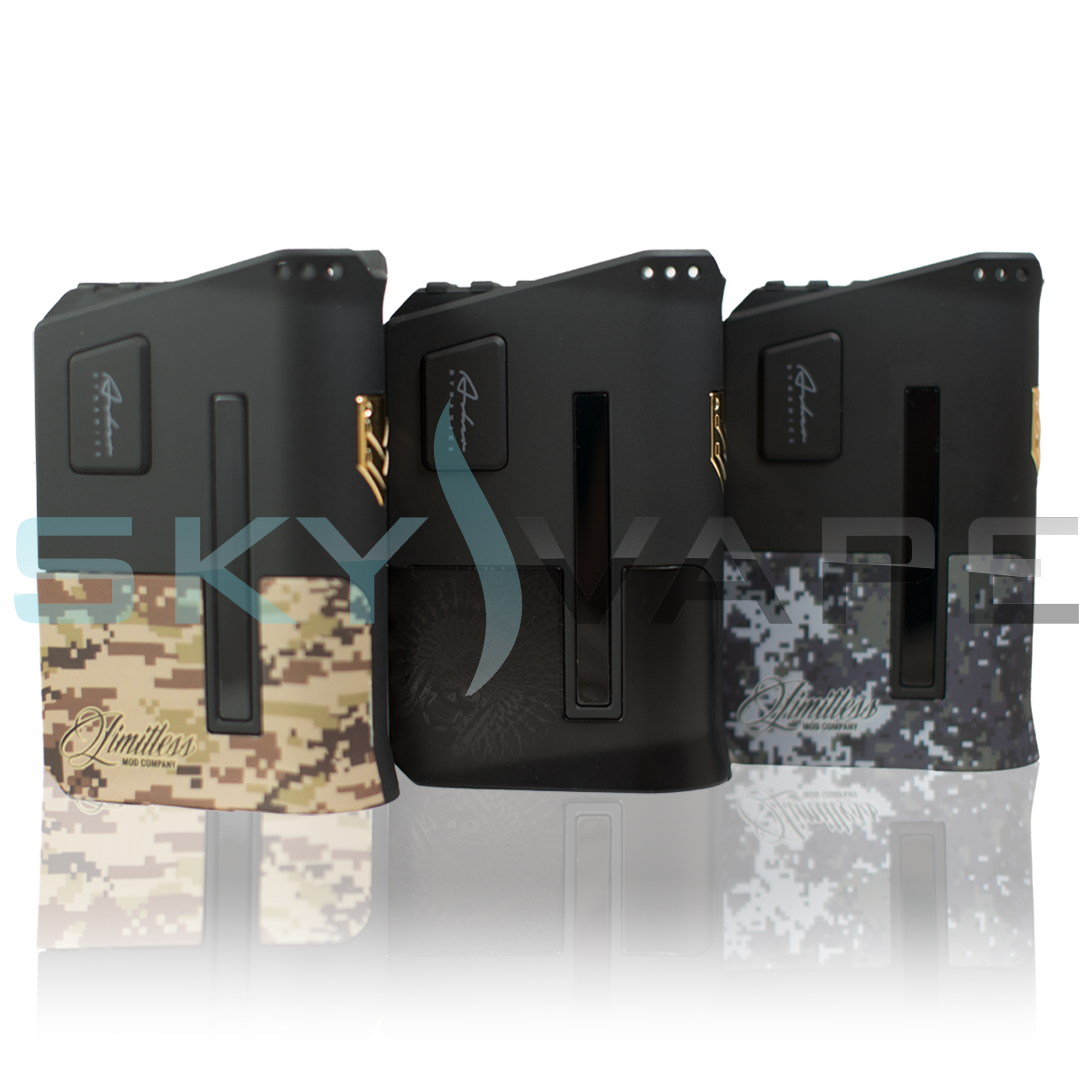 Limitless Arms Race Box Mod