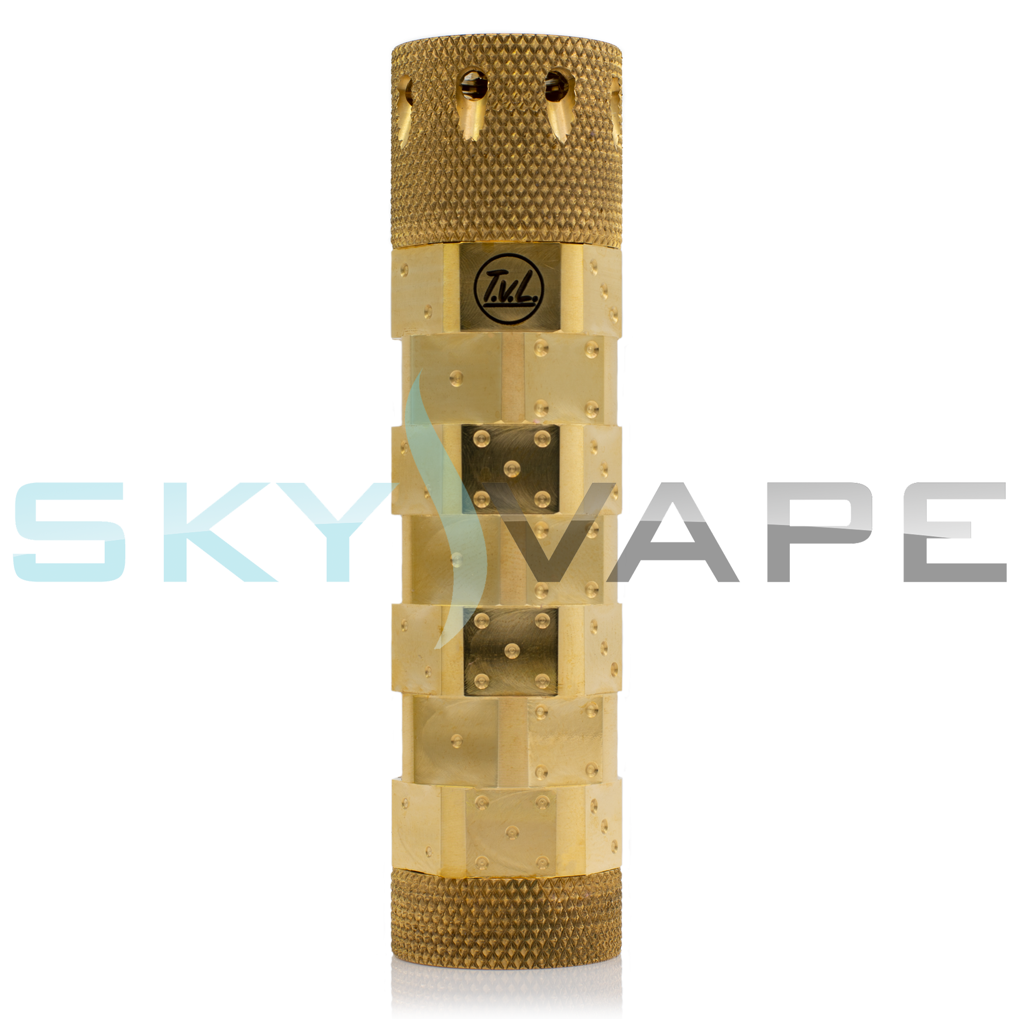 TVL Hi Five Hi Roller Mechanical Mod