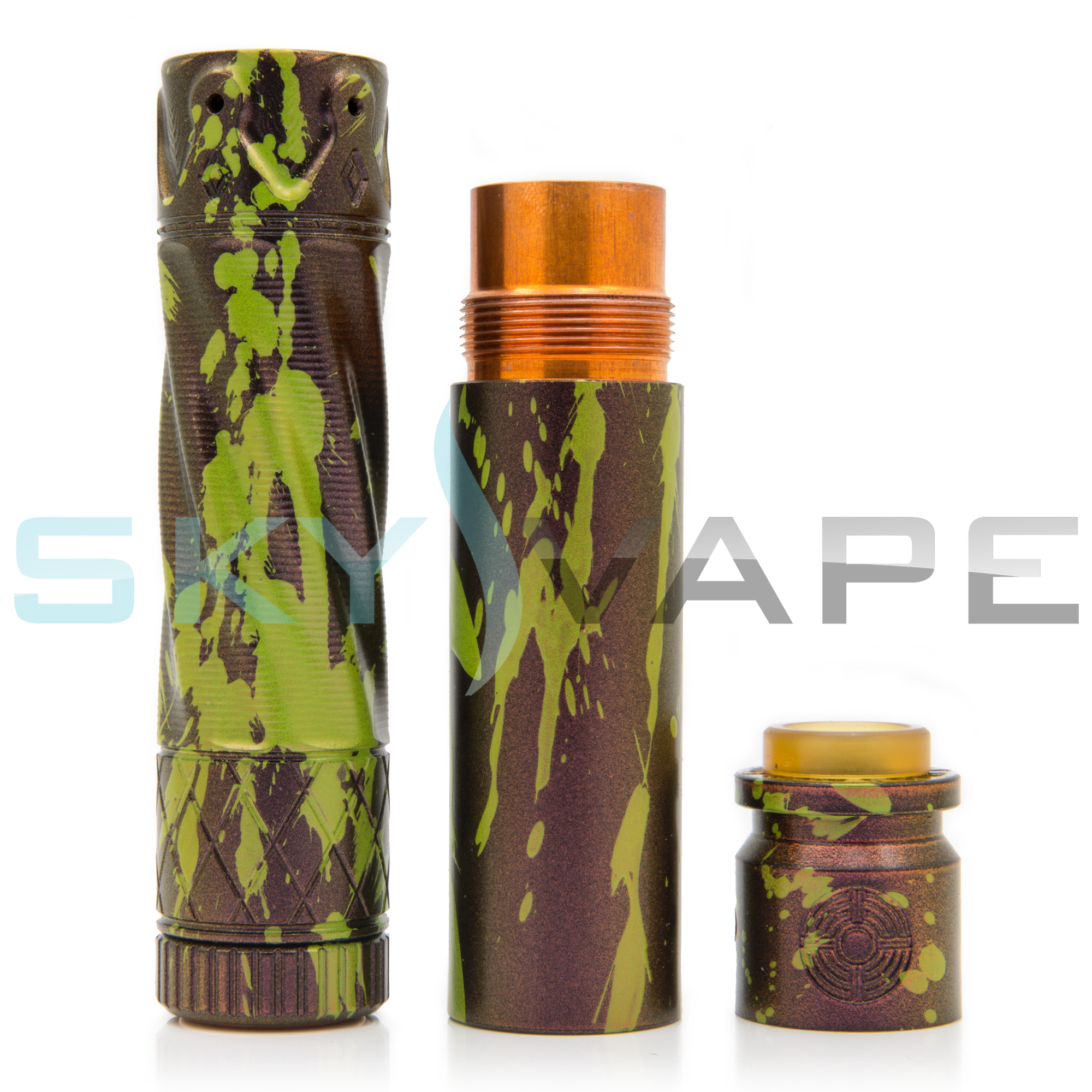Purge Mods King Chimera Zombie Splatter Stacked Mod