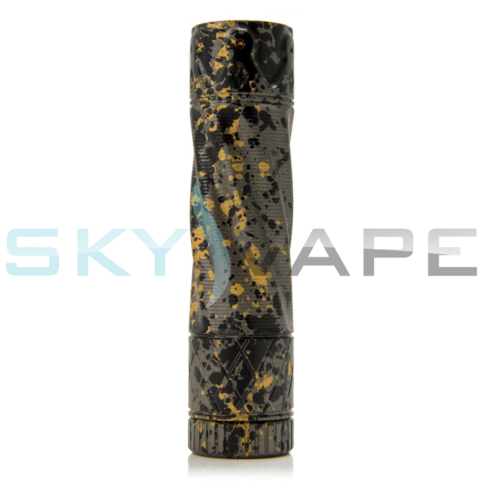 Purge Mods The King Grey and Gold Splatter Mod