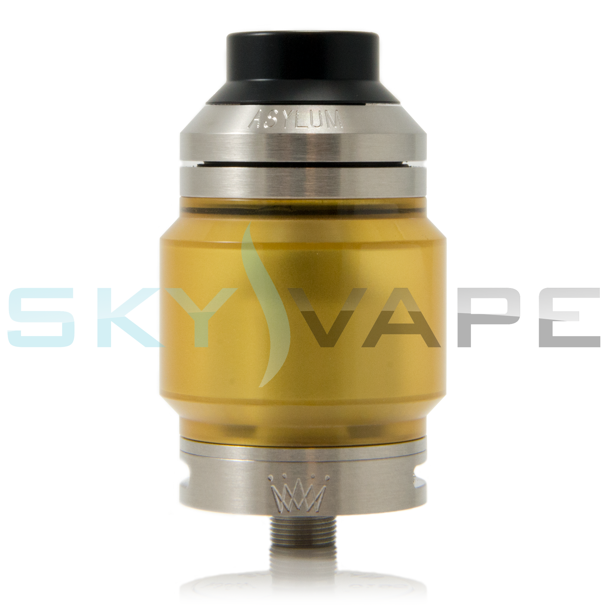 Sherman 25mm RTA Ultem Bubble Glass