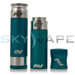 Avid Lyfe Aluminum Teal Stacked Able Mod