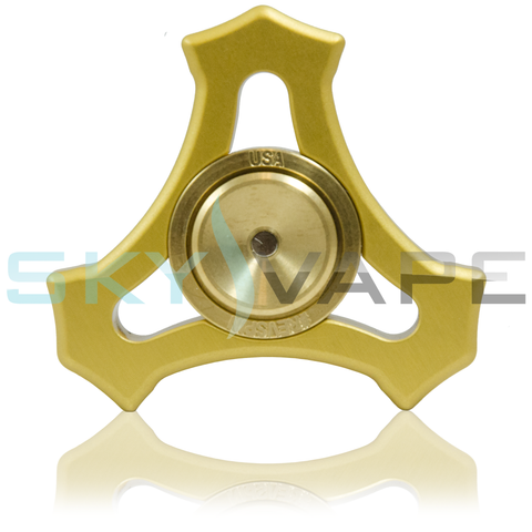 NTO Designs Ternion Soft Touch Spinner
