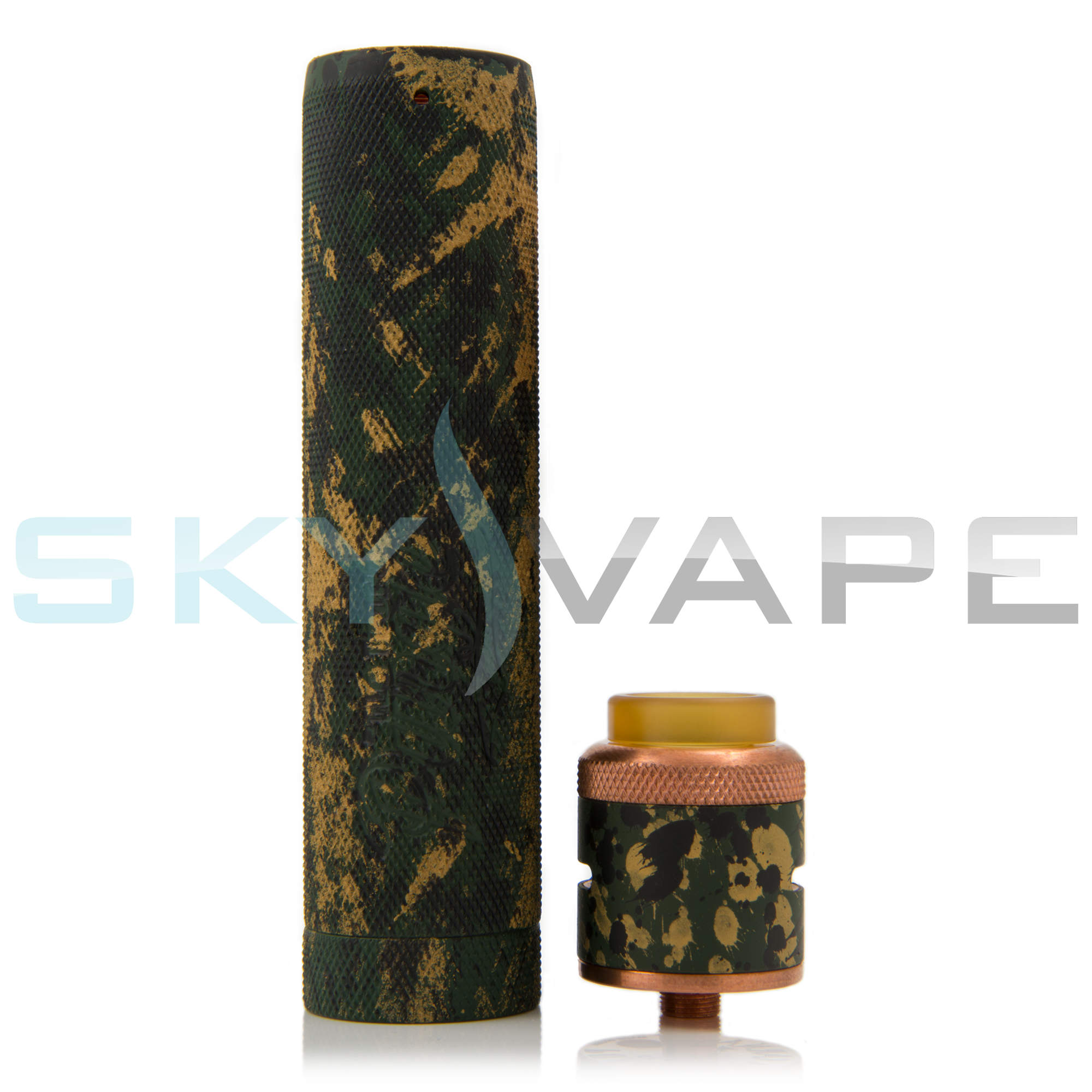 Purge Mods The Truck Knurled Camo Splatter Kit