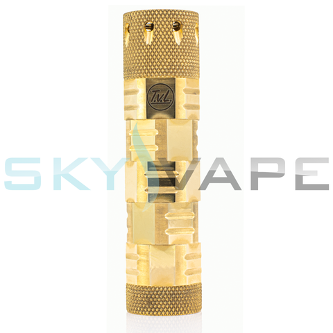 TVL Hi Five Equalizer Brass Mechanical Mod