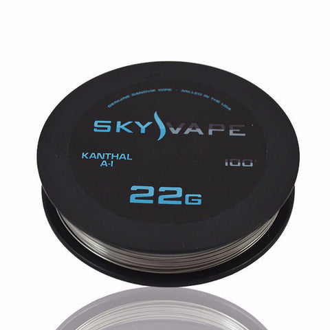 Kanthal A-1 100ft Spool