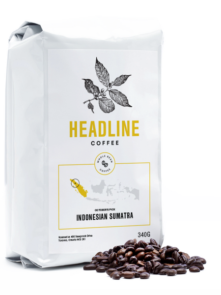 Featured Coffee of the Month