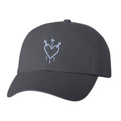 Crooked Ways Embroidered Hat