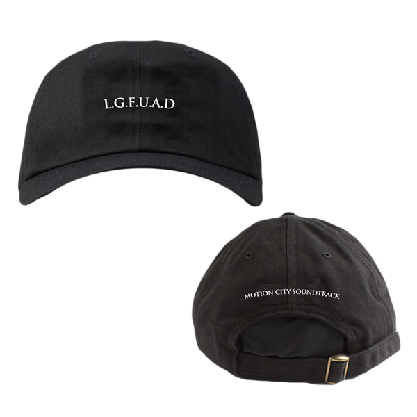 LGFUAD Embroidered Hat