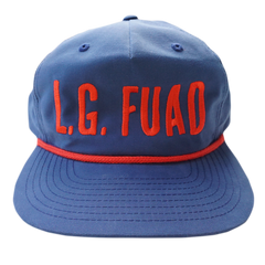 L.G. FUAD Embroidered Snapback