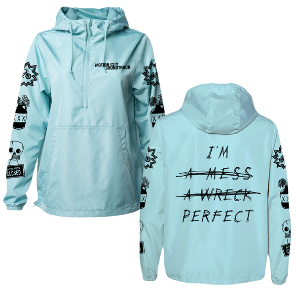 I'm Perfect Windbreaker