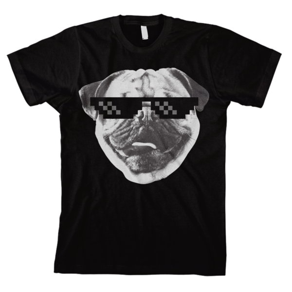 Deal With It Sunglasses Tee