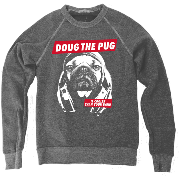 Cooler Than Your Band Crewneck