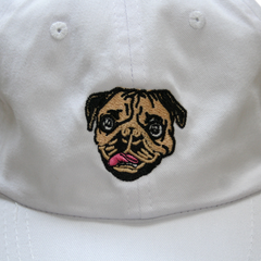 Embroidered Doug Dad Hat