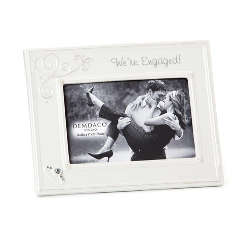 WE\'RE ENGAGED PICTURE FRAME – Cardsmart & Gift