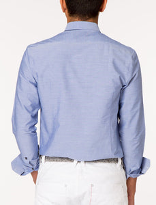 OGAAN Long Sleeve Buttoned Collar Shirt