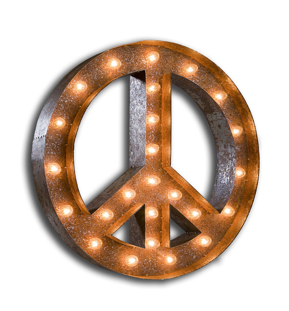 "24"" Peace Sign"