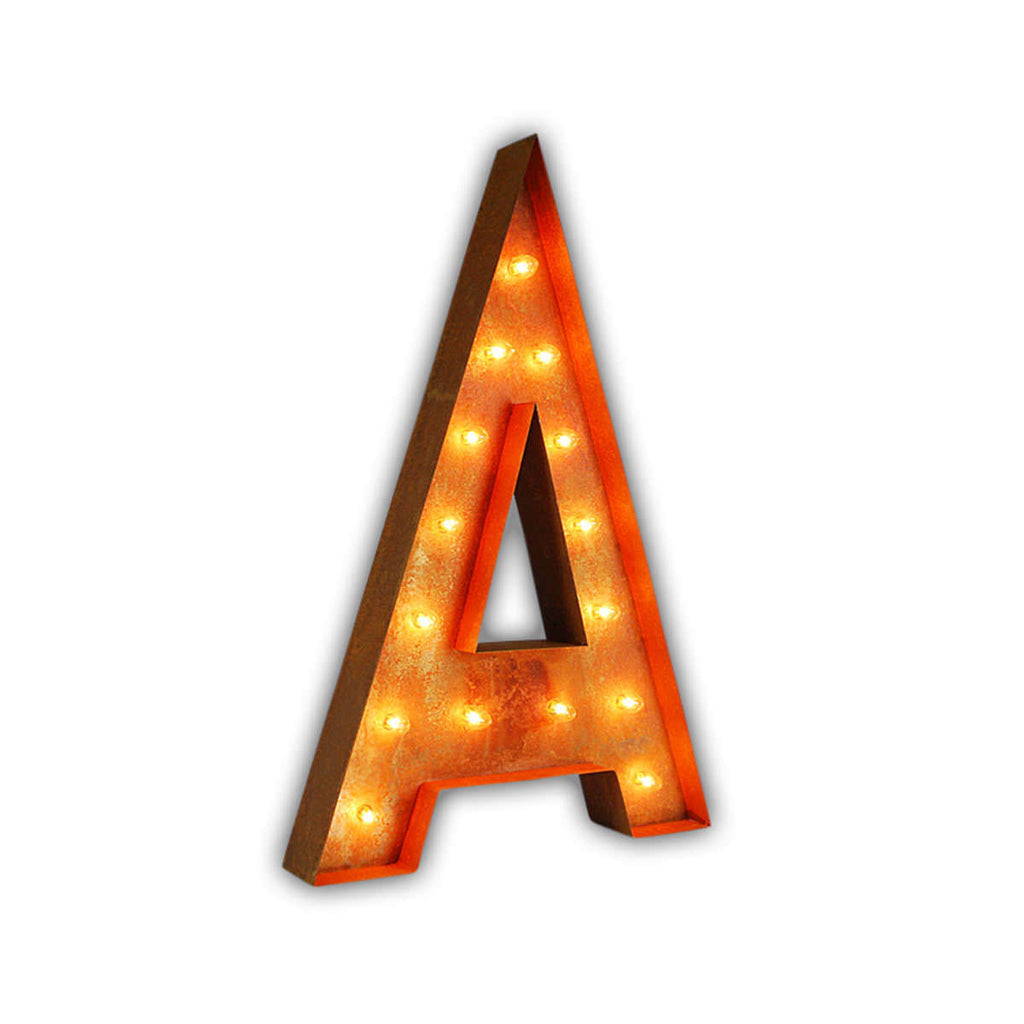 "36"" Letter A"