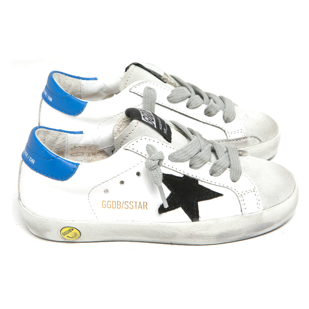 Golden Goose Designer Children's Sneakers