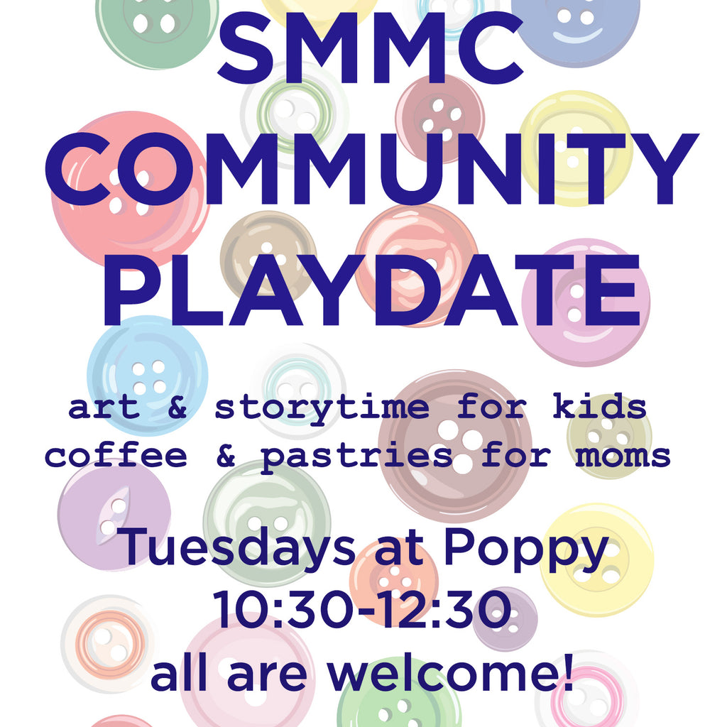Community Playdate at Larkspur Every Tuesday
