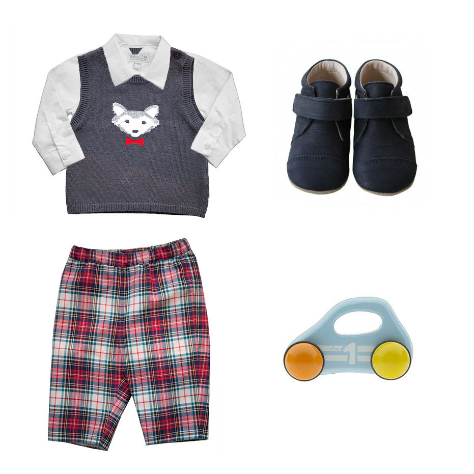 Infant Boy Holiday Gift Guide