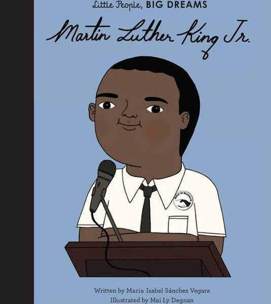 mlk jr book