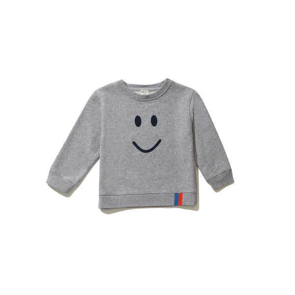the raleigh smile sweatshirt