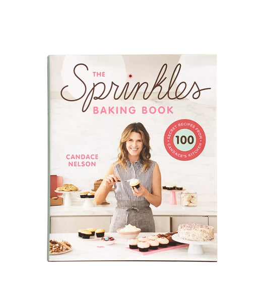 sprinkles baking book (signed by the author)