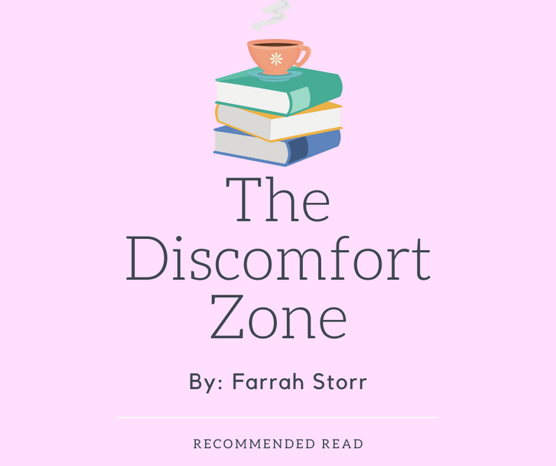 Recommended Read: The Discomfort Zone