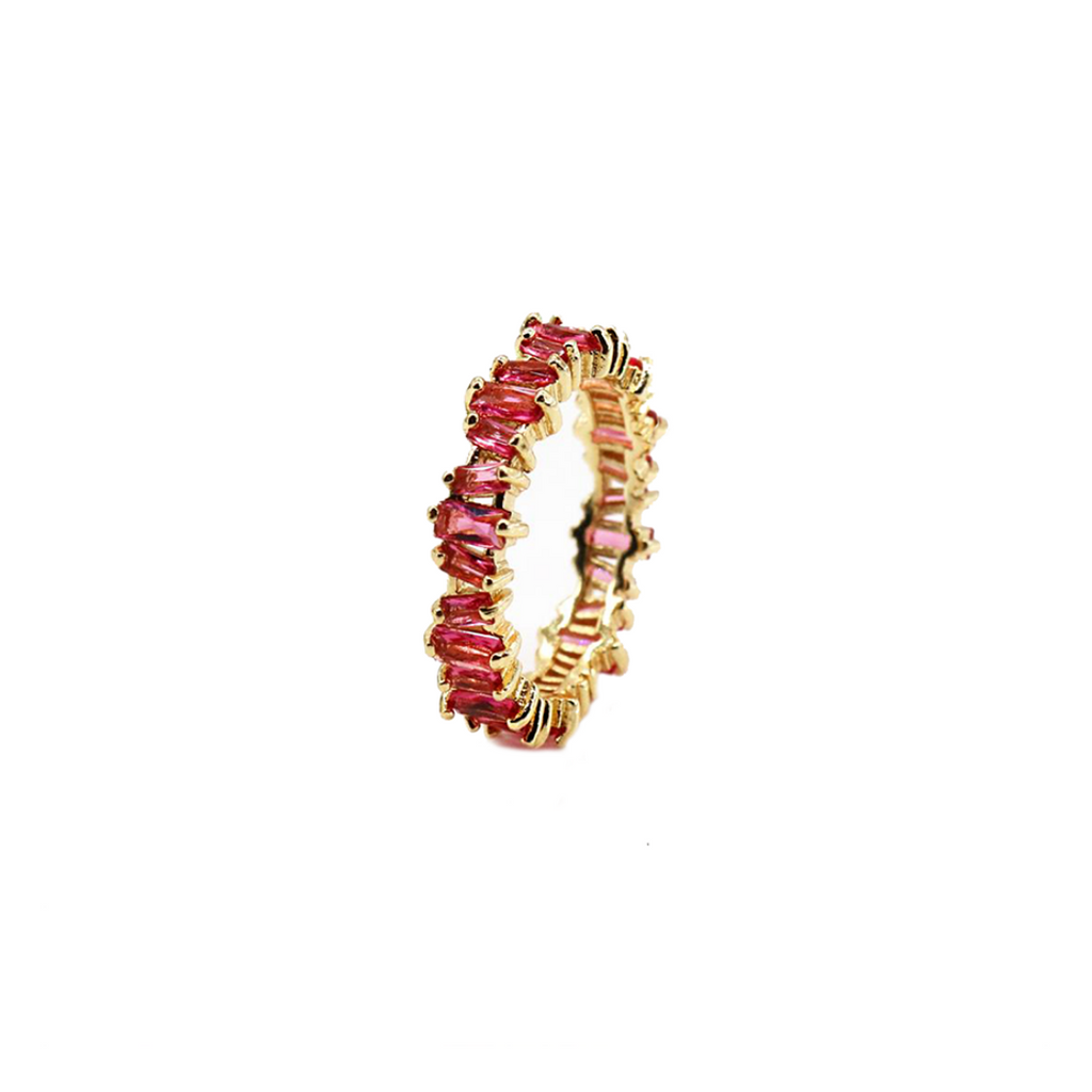 Très Rouge Ring