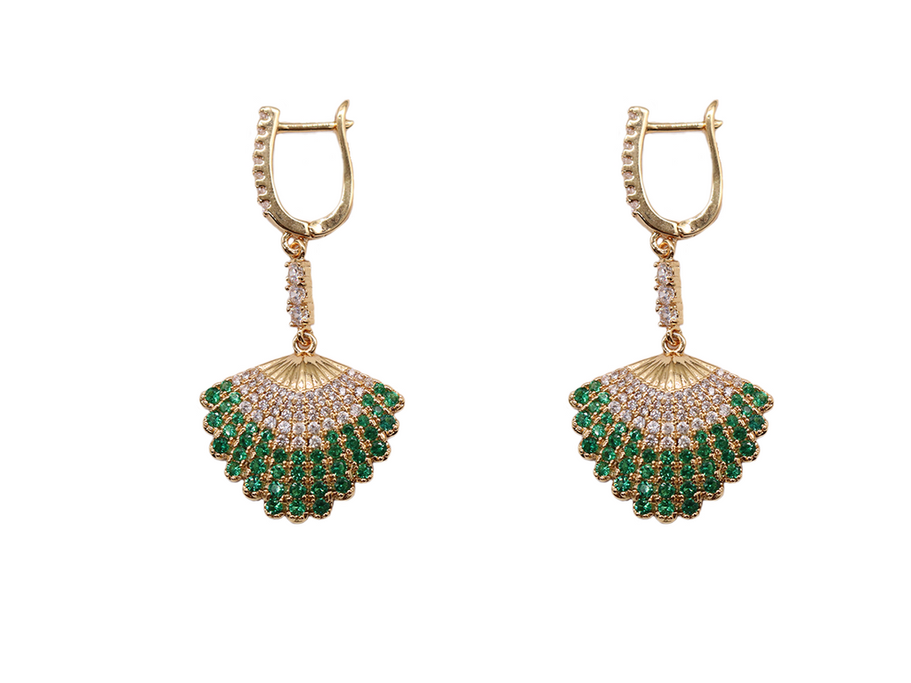 Sienna Earrings - LALOU