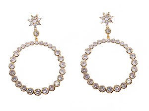 Gstaad Earrings - LALOU