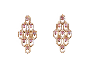 Aurelia Earrings - LALOU