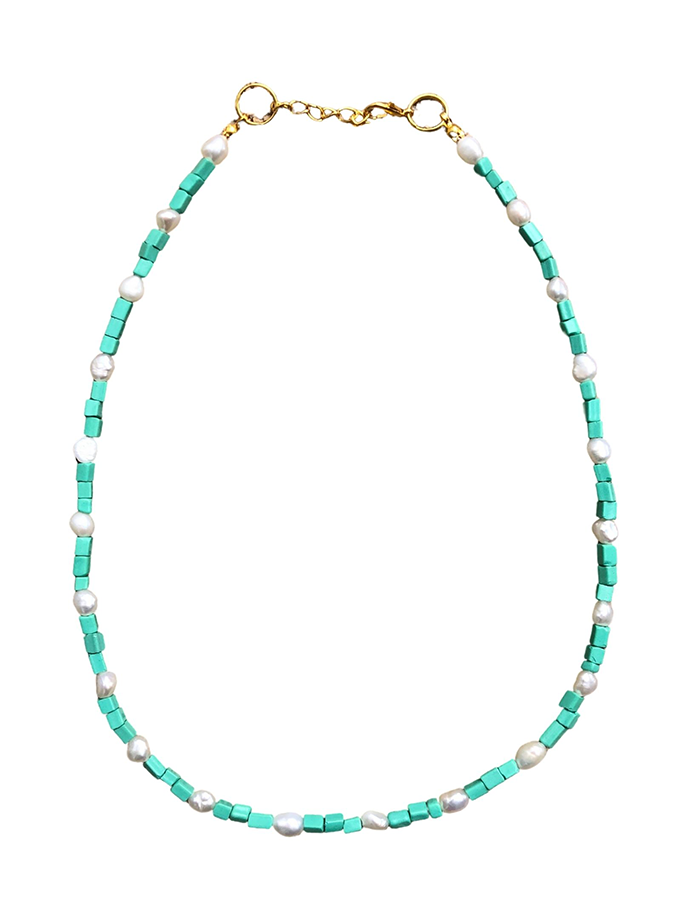 Olivia Beaded Necklace - LALOU