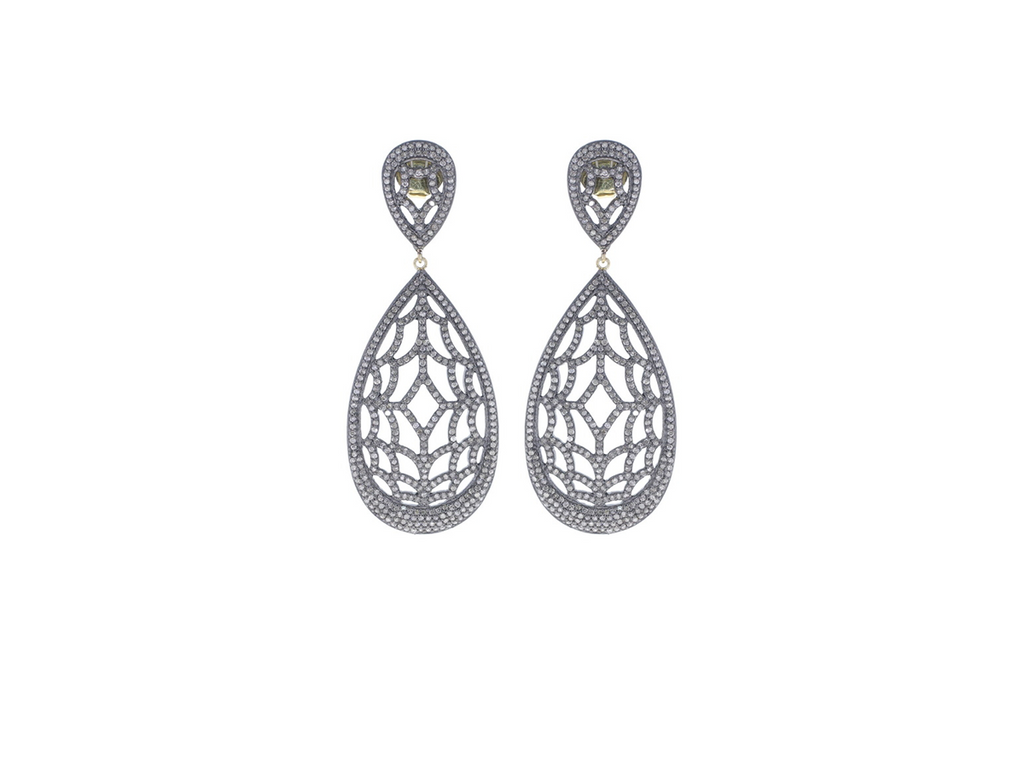 Acelia Earrings - LALOU