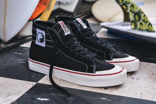 VANS + DANE REYNOLDS INTRODUCE THE SK8-HI 138 DECON SF AND ITS WICKED –  Atacama Surf Shop