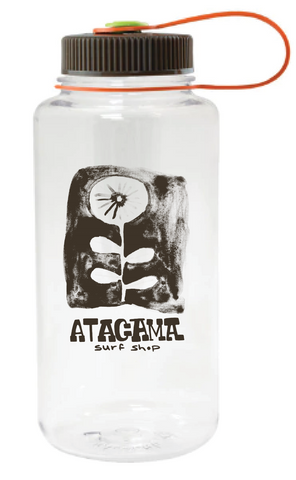 "ATACAMA X NALGENE  WIDE MOUTH 32OZ ""NEW GROWTH"" ART BY SHELBY LING"